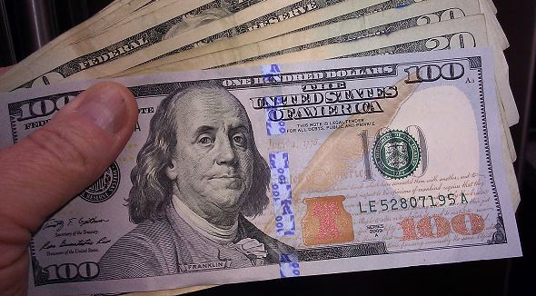 New Benjamin ($100 Bill)